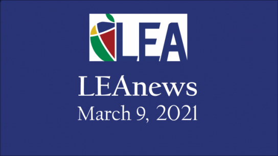 LEAnews - March 9, 2021