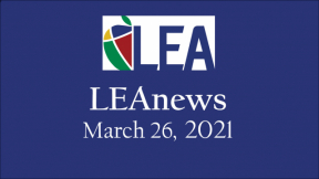 LEAnews - March 26, 2021