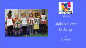 Alphabet Letter Exchange