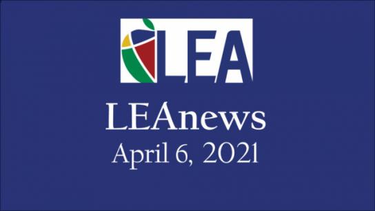 LEAnews - April 6, 2021
