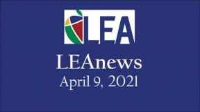 LEAnews - April 9, 2021