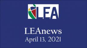LEAnews - April 13, 2021