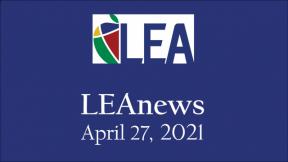 LEAnews - April 27, 2021