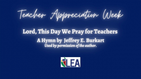Teacher Appreciation Week Hymn