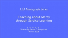 Teaching about Mercy through Service-Learning