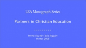 Partners in Christian Education