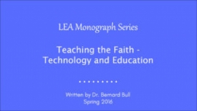 Teaching the Faith - Technology and Education