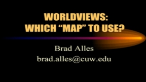 Worldviews: Which