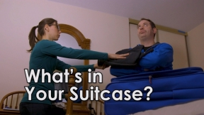 What's in Your Suitcase