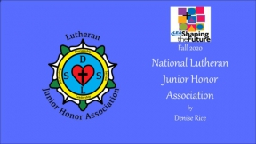 New Lutheran Junior Honor Association