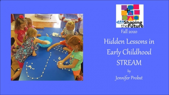 Hidden Lessons in Early Childhood STREAM