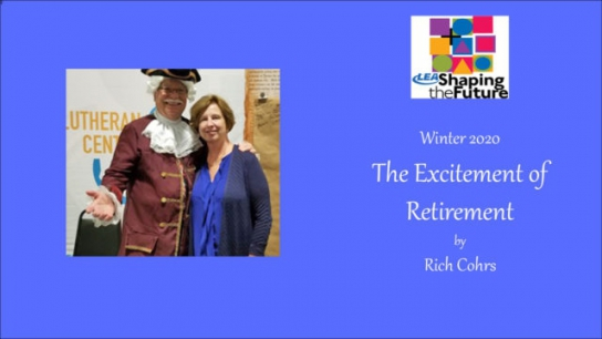 The Excitement of Retirement