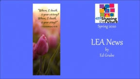 LEA News Shaping the Future Spring 2020
