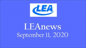 LEA News - September 11, 2020