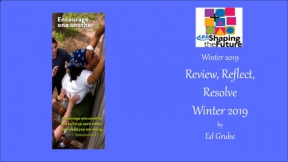 Review, Reflect, Resolve Winter 2019