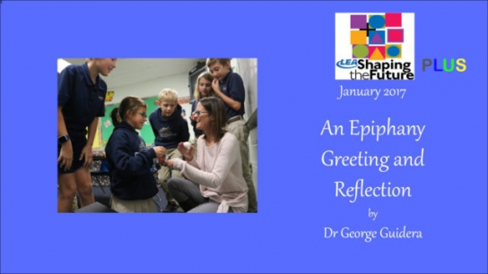 An Epiphany Greeting and Reflection