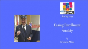 Easing Enrollment Anxiety