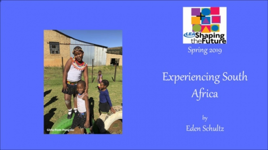 Experiencing South Africa