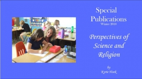 Perspectives of Science and Religion