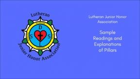 Sample Readings for LJHA