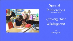 Growing Your Kindergarten
