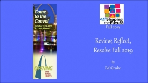 Review, Reflect, Resolve Fall 2019