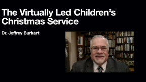 The Virtually Led Children's Christmas Service