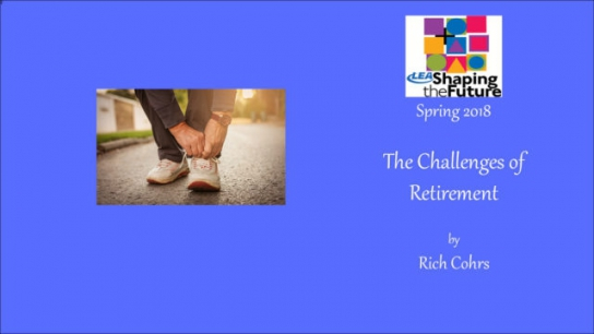 The Challenges of Retirement