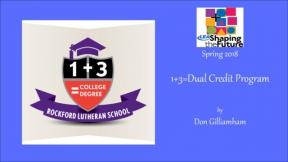 1+3=Dual Credit Program