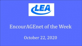 EncourAGEnet Tips of the Week - October 22, 2020