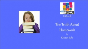 The Truth About Homework