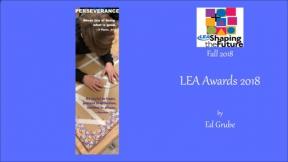 LEA Awards 2018