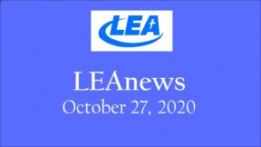 LEA News - October 27, 2020