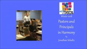 Pastors and Principals in Harmony