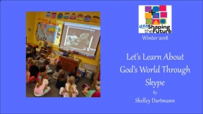Let's Learn About God's World Through Skype