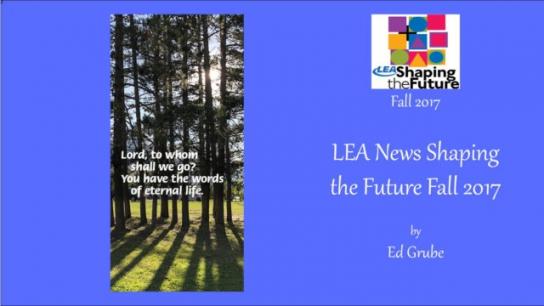 LEA News Shaping the Future Fall 2017