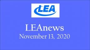 LEA News- November 13, 2020