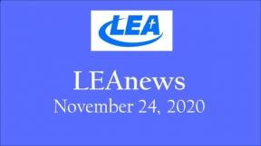 LEA News- November 24, 2020