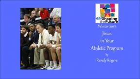 Jesus in Your Athletic Program