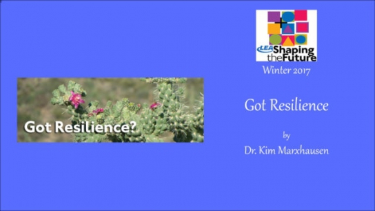 Got Resilience