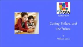 Coding, Failure, and the Future