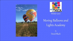 Moving Balloons and Lights Academy
