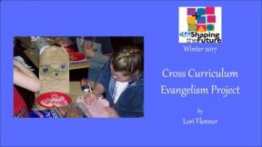Cross Curriculum Evangelism Project