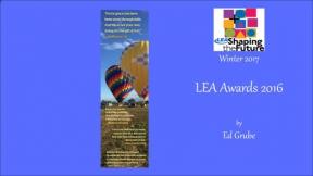 LEA Awards 2016