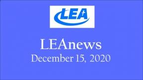 LEA News- December 15, 2020