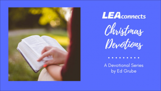 Christmas Devotions-a Reprint from the Past
