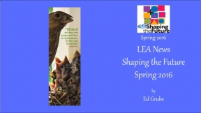 LEA News Shaping the Future Spring 2016