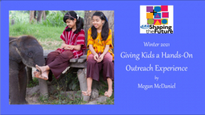 Giving Kids a Hands-On Outreach Experience