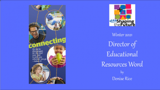 Director of Educational Resources Word