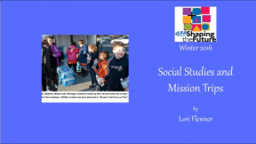 Social Studies and Mission Trips